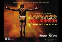 Unforgivable Blackness: The Rise and Fall of Jack Johnson - 27 x 40 Movie Poster - Style A