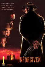 Unforgiven - 27 x 40 Movie Poster - Style C