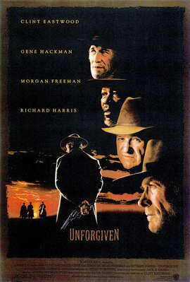 Unforgiven - 11 x 17 Movie Poster - Style A