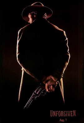 Unforgiven - 11 x 17 Movie Poster - Style D