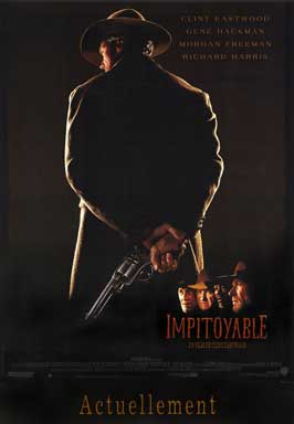 Unforgiven - 30 x 40 Movie Poster - French Style A