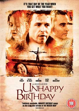 Unhappy Birthday - 11 x 17 Movie Poster - UK Style A