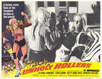 Unholy Rollers - 11 x 14 Movie Poster - Style A