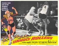 Unholy Rollers - 11 x 14 Movie Poster - Style C