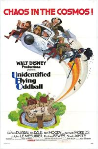 Unidentified Flying Oddball - 11 x 17 Movie Poster - Style A