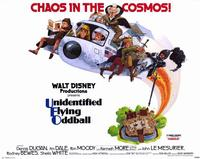 Unidentified Flying Oddball - 11 x 14 Movie Poster - Style A