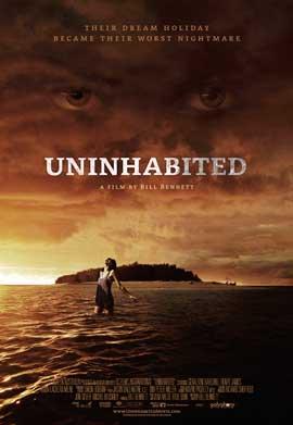 Uninhabited - 27 x 40 Movie Poster - Australian Style B