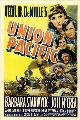 Union Pacific - 11 x 17 Movie Poster - Style B