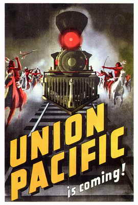 Union Pacific - 27 x 40 Movie Poster - Style A