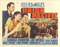 Union Pacific - 11 x 17 Movie Poster - Style C