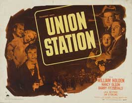Union Station - 22 x 28 Movie Poster - Half Sheet Style A