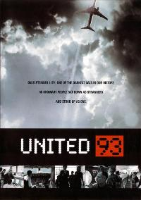 United 93 - 27 x 40 Movie Poster - Style B