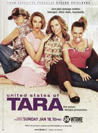 United States of Tara - 27 x 40 TV Poster - Style A