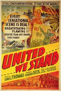 United We Stand - 11 x 17 Movie Poster - Style A