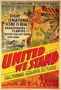 United We Stand - 27 x 40 Movie Poster - Style A