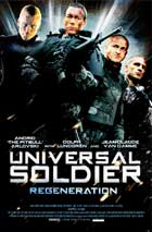 Universal Soldier: Regeneration - 11 x 17 Movie Poster - Style A