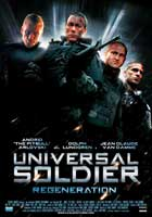 Universal Soldier: Regeneration - 11 x 17 Movie Poster - Italian Style A