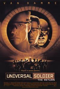Universal Soldier: The Return - 11 x 17 Movie Poster - Style A