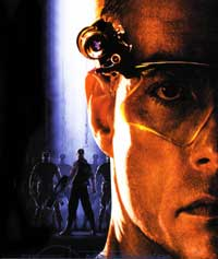 Universal Soldier: The Return - 11 x 17 Movie Poster - German Style A
