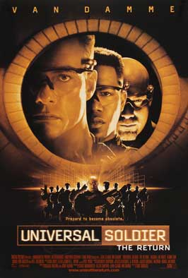 Universal Soldier: The Return - 27 x 40 Movie Poster - Style A