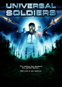 Universal Soldiers - 11 x 17 Movie Poster - Style A