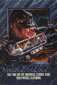 Universal Studios Tour - 11 x 17 Movie Poster - Style B