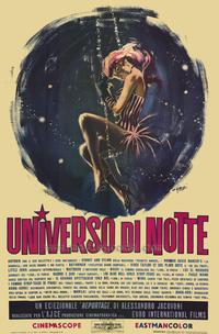 Universo di Notte - 27 x 40 Movie Poster - Spanish Style A