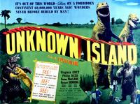Unknown Island - 11 x 14 Movie Poster - Style A