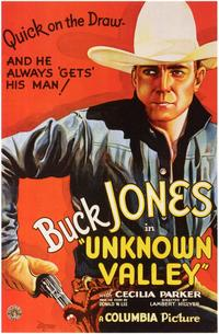 Unknown Valley - 11 x 17 Movie Poster - Style D