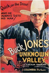 Unknown Valley - 27 x 40 Movie Poster - Style A