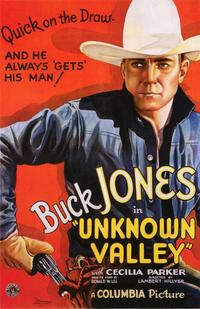 Unknown Valley - 27 x 40 Movie Poster - Style B