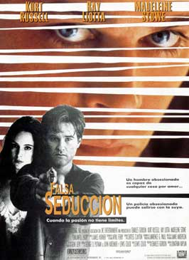 Unlawful Entry - 27 x 40 Movie Poster - Spanish Style A