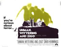 Unman, Wittering and Zigo - 11 x 14 Movie Poster - Style A