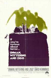 Unman, Wittering and Zigo - 11 x 17 Movie Poster - Style A
