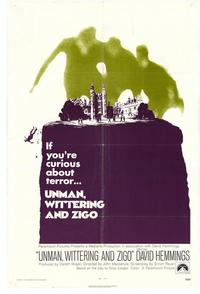 Unman, Wittering and Zigo - 27 x 40 Movie Poster - Style A