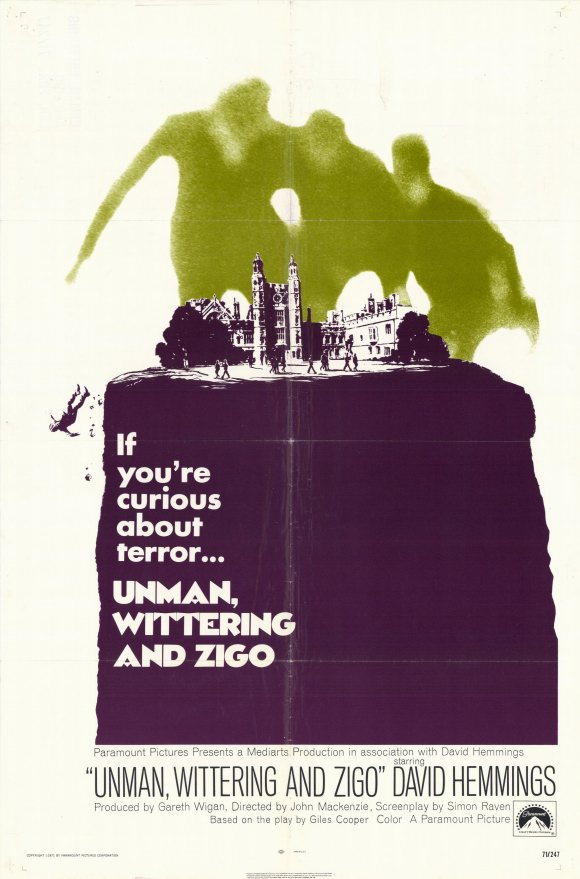 Unman, Wittering and Zigo movie