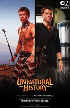 Unnatural History - 11 x 17 Movie Poster - Style A