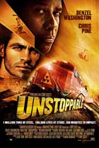 Unstoppable - 27 x 40 Movie Poster - Swiss Style B