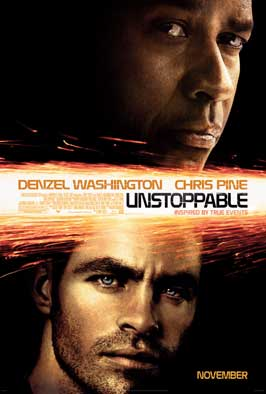 Unstoppable - 27 x 40 Movie Poster - Style A