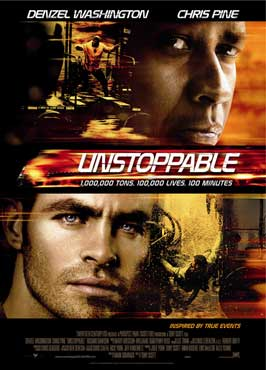 Unstoppable - 27 x 40 Movie Poster - Style C
