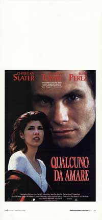 Untamed Heart - 13 x 28 Movie Poster - Italian Style A