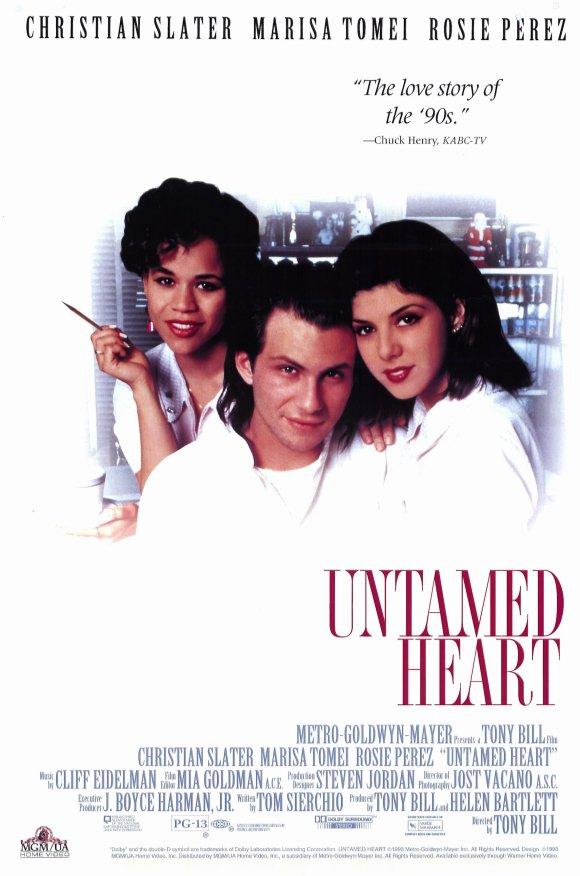 Untamed Heart Movie Po...