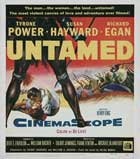 Untamed - 22 x 28 Movie Poster - Half Sheet Style A