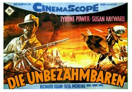 Untamed - 11 x 17 Movie Poster - German Style A
