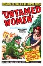 Untamed Women - 27 x 40 Movie Poster - Style B