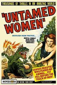 Untamed Women - 43 x 62 Movie Poster - Bus Shelter Style A