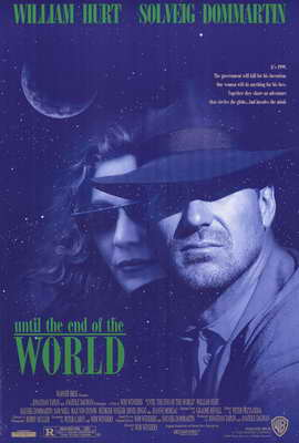 Until the End of the World - 27 x 40 Movie Poster - Style A