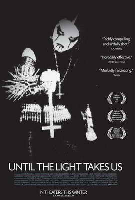 Until the Light Takes Us - 27 x 40 Movie Poster - Style A