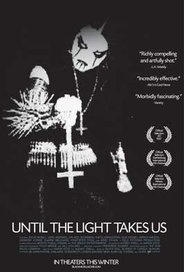 Until the Light Takes Us - 43 x 62 Movie Poster - Bus Shelter Style A