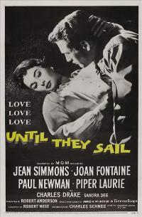 Until They Sail - 27 x 40 Movie Poster - Style B